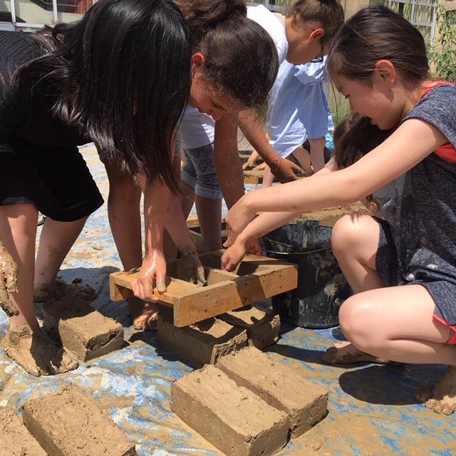 Atelier participatif avec les enfants